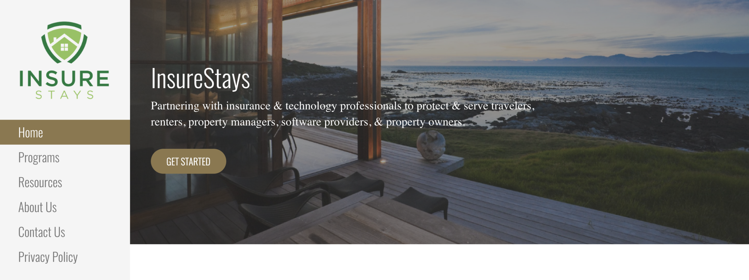 InsureStays is an example of a vacation rental insurance