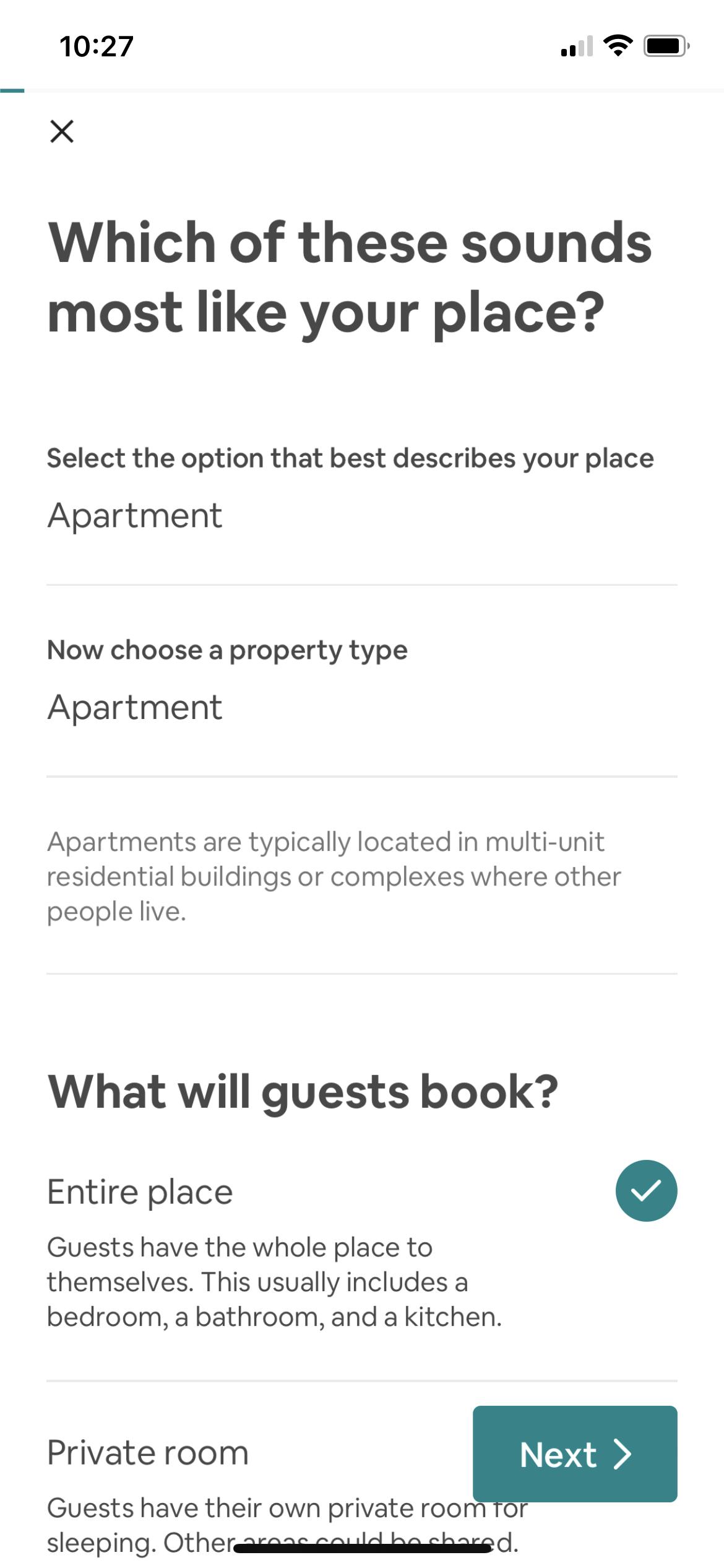 Create an Airbnb Listing 02